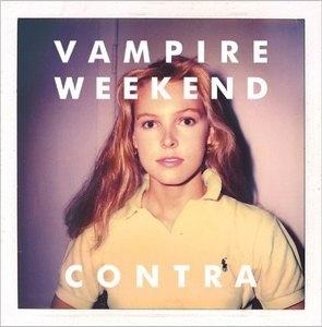 Contra album cover