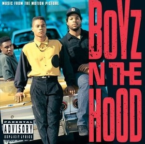 Boyz N The Hood: Music From The Motion Picture album cover