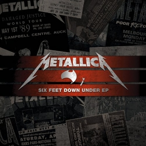 Six Feet Down Under (Live  EP) album cover