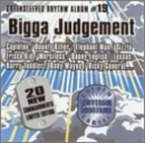 Bigga Judgement album cover