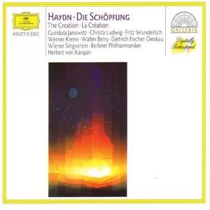Haydn: Die Schopfung album cover