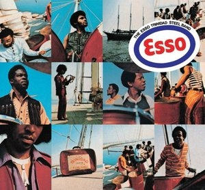 Van Dyke Parks Presents The Esso Trinidad Steel Band album cover