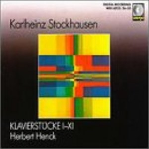 Stockhausen: Klavierstuke 1-11 album cover