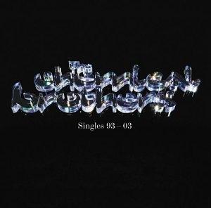 Singles 93-03 album cover
