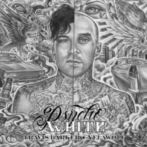 Psycho White EP album cover