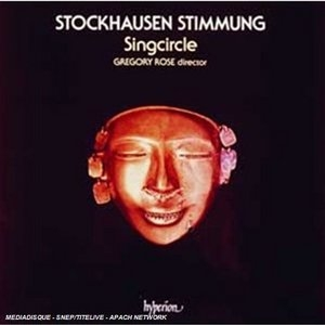 Stockhausen: Stimmung album cover