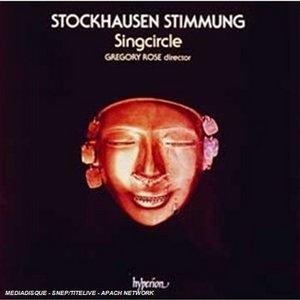 Stockhausen: Stimmung album cover