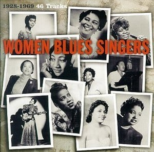 Men Are Like Street Cars: Women Blues Singers 1928-1969 album cover