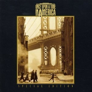 Once Upon A Time In America Movie Score album cover