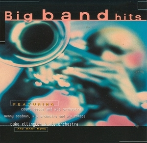 Big Band Hits album cover