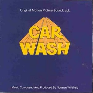 Car Wash (Original Motion Picture Soundtrack) album cover