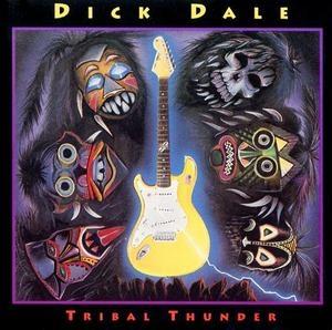 Tribal Thunder album cover