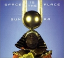 Space Is The Place album cover