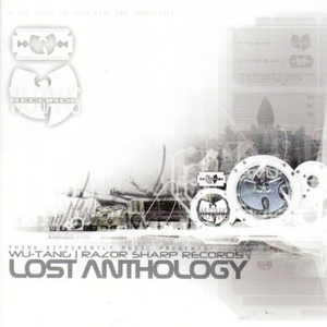Lost Anthology album cover
