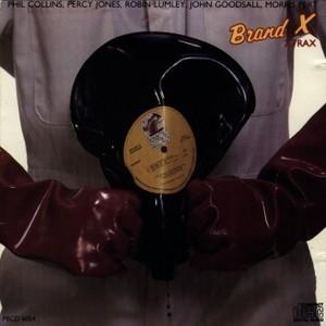 Xtrax album cover