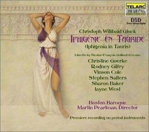 Gluck: Iphigénie En Tauride album cover