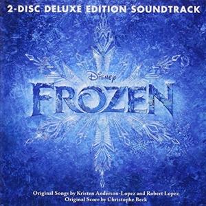 Frozen (Deluxe Edition Soundtrack) album cover