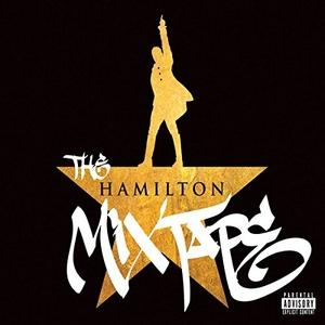 The Hamilton Mixtape album cover