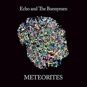 Meteorites album cover