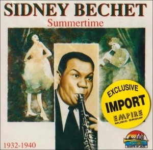 Summertime (1932-1940) album cover