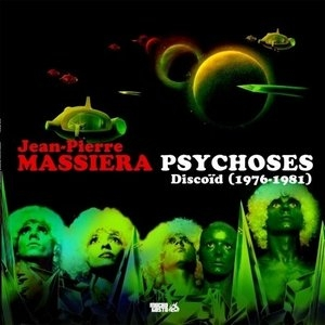 Psychoses Discoid (1976-1981) album cover