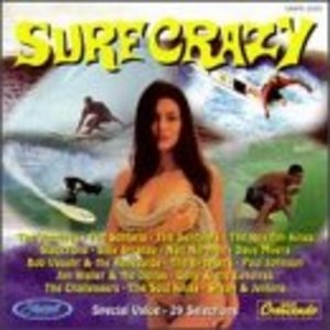 Surf Crazy-Original Surfin' Hits album cover