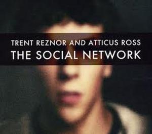 The Social Network album cover