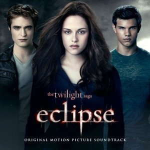 The Twilight Saga: Eclipse Original Motion Picture Soundtrack (Deluxe Edition) album cover