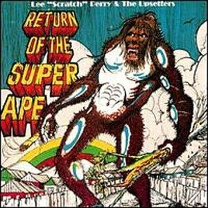 Return Of The Super Ape album cover