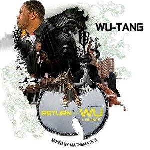 Return Of The Wu & Friends album cover