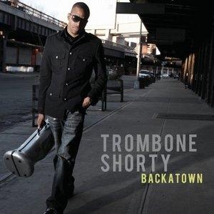 Backatown album cover