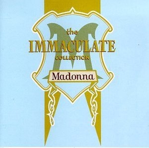 The Immaculate Collection album cover