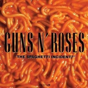 The Spaghetti Incident album cover