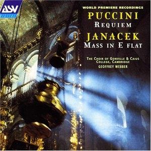 Puccini: Requiem, Janacek: Mass In E Flat album cover
