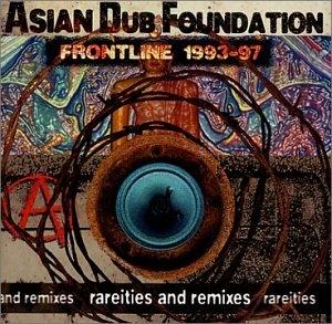 Frontline 1993-1997: Rarities & Remixes album cover