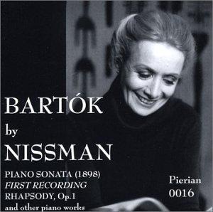 Bartok By Nissman album cover