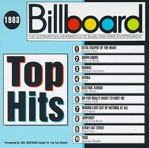 Billboard Top Hits: 1983 album cover