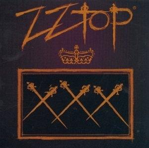 XXX album cover