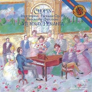Chopin: Impromptus album cover
