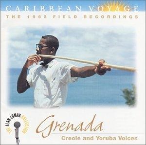 Caribbean Voyage: Grenada-Creole And Yoruba Voices album cover