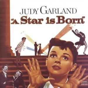 A Star Is Born (1954 Film) album cover
