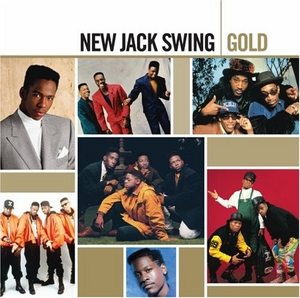 New Jack Swing: Gold album cover