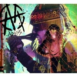 Adios... Puta Madres (Live) album cover