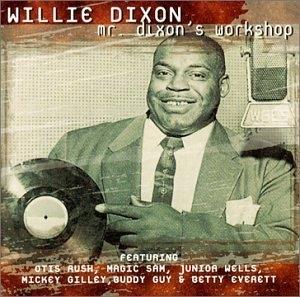 Mr Dixon's Workshop album cover