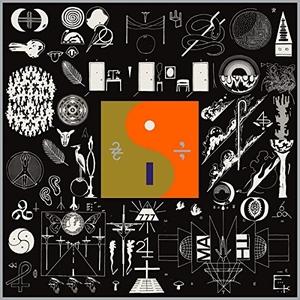 22, a Million album cover
