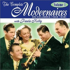 The Complete Modernaires On Columbia Vol.1 album cover