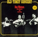 Old Timey Concert album cover