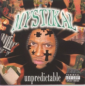 Unpredictable album cover