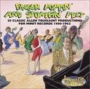 Finger Poppin' & Stompin'... album cover