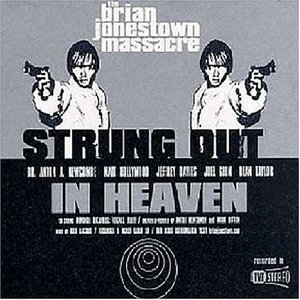 Strung Out In Heaven album cover